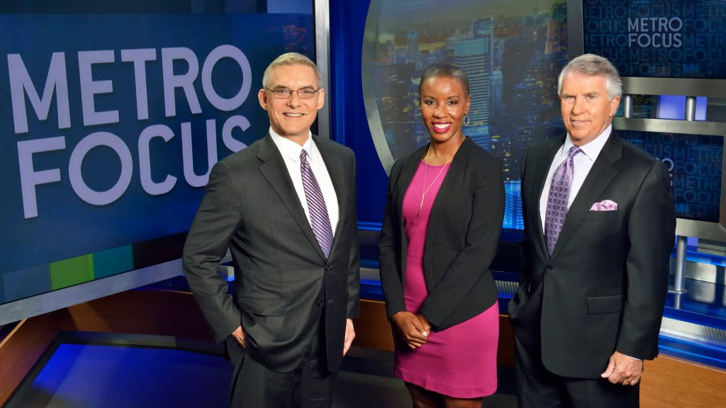 MetroFocus hosts Rafael Pi Roman, Jenna Flanagan and Jack Ford.