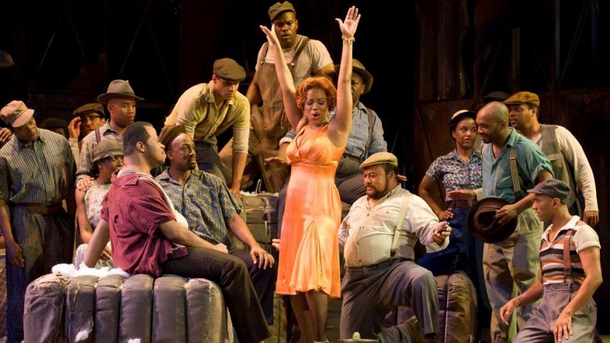 Porgy and Bess, San Francisco Opera
