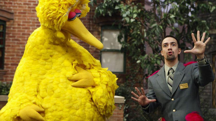 Mr. Miranda's Neighborhood: PBS