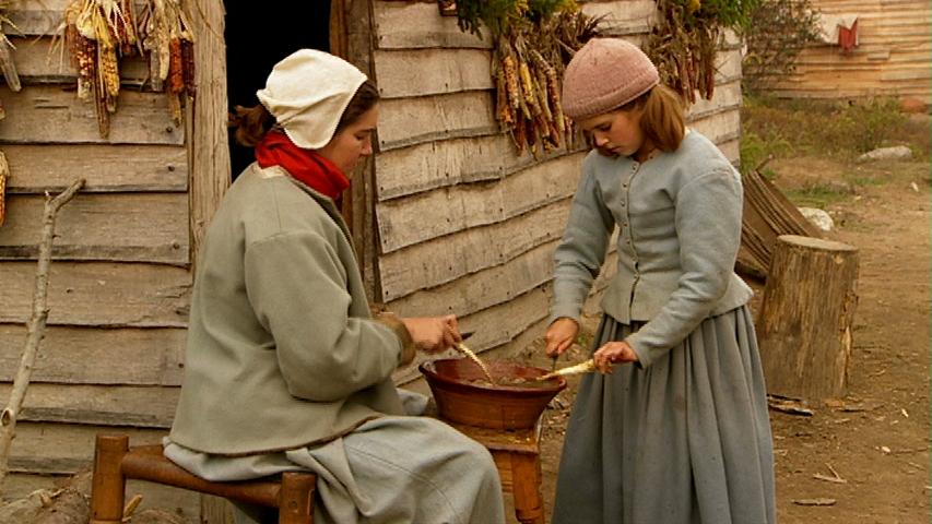 In the Reckoning, Part 2 (episode 8) of Colonial House, the colonists are evaluated by team of historians.