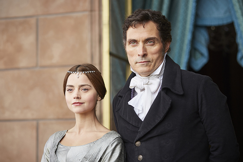 "Victoria On MASTERPIECE on PBS *SPECIAL TWO-HOUR PREMIERE* SUNDAY, JANUARY 15, 2017 AT 9PM ET Continues Sundays, January 22 – February 19, 2017 at 9pm ET Season Finale on Sunday, March 5 at 9pm ET Episode Three – ""The Clockwork Prince"" Sunday, January 29 at 9pm ET Albert pays a visit against the queen's wishes and meets royal disdain. Where could it possibly lead? Meanwhile, the mystery of Miss Skerrett's past deepens. Shown from left to right: Jenna Coleman as Victoria and Rufus Sewell as Lord Melbourne (C) ITV Plc"