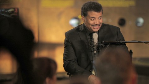 Neil DeGrasse Tyson discusses the future of space in SciTech Now Episode 212.