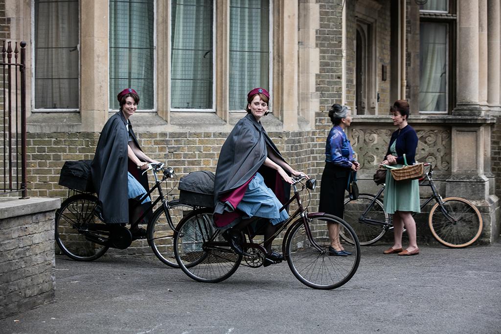 Jennifer Kirby as Valerie Dwyer, Charlotte Ritchie as Nurse Barbara Gilbert