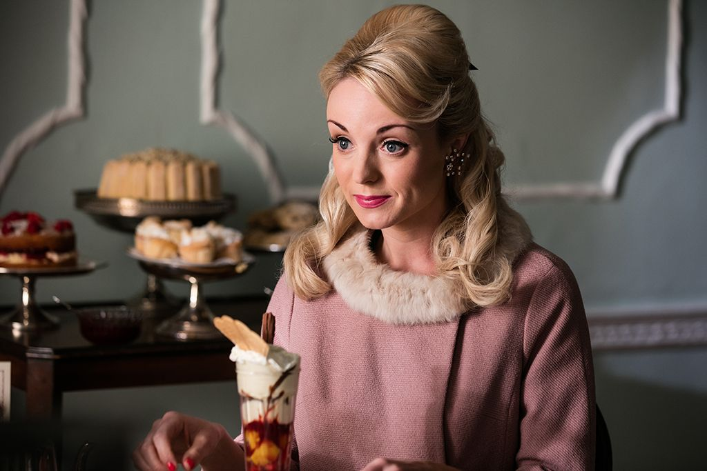 Helen George as Trixie Franklin