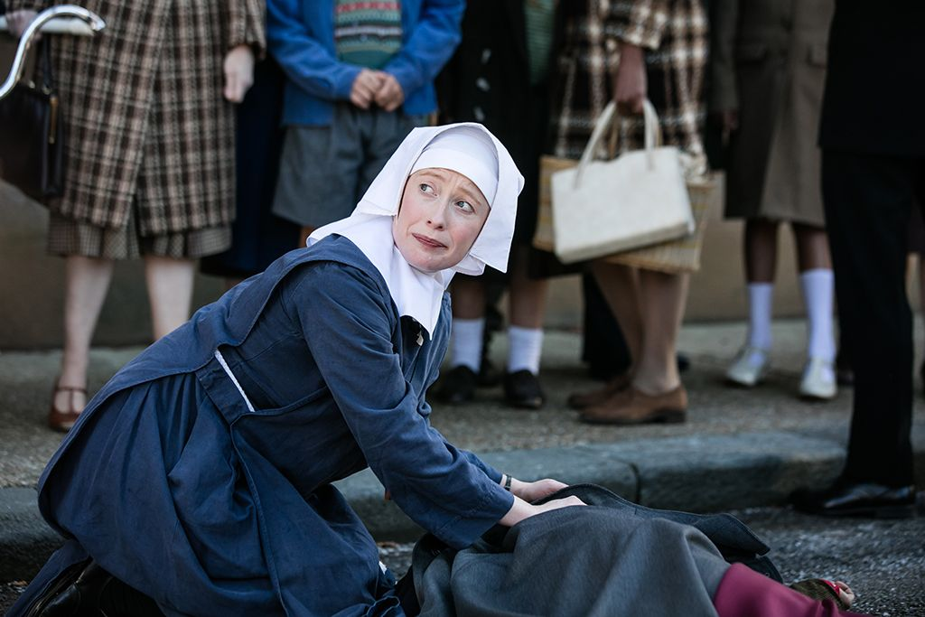 Victoria Yeates as Sister Winifred
