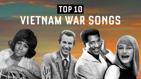 The Top 10 Vietnam War Songs: A Playlist for Veterans