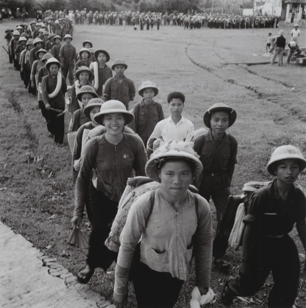 Young North Vietnamese