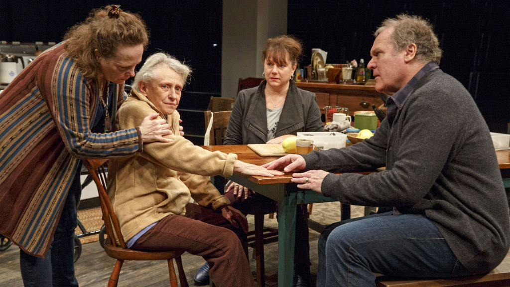 Play three of The Gabriels: Women of a Certain Age