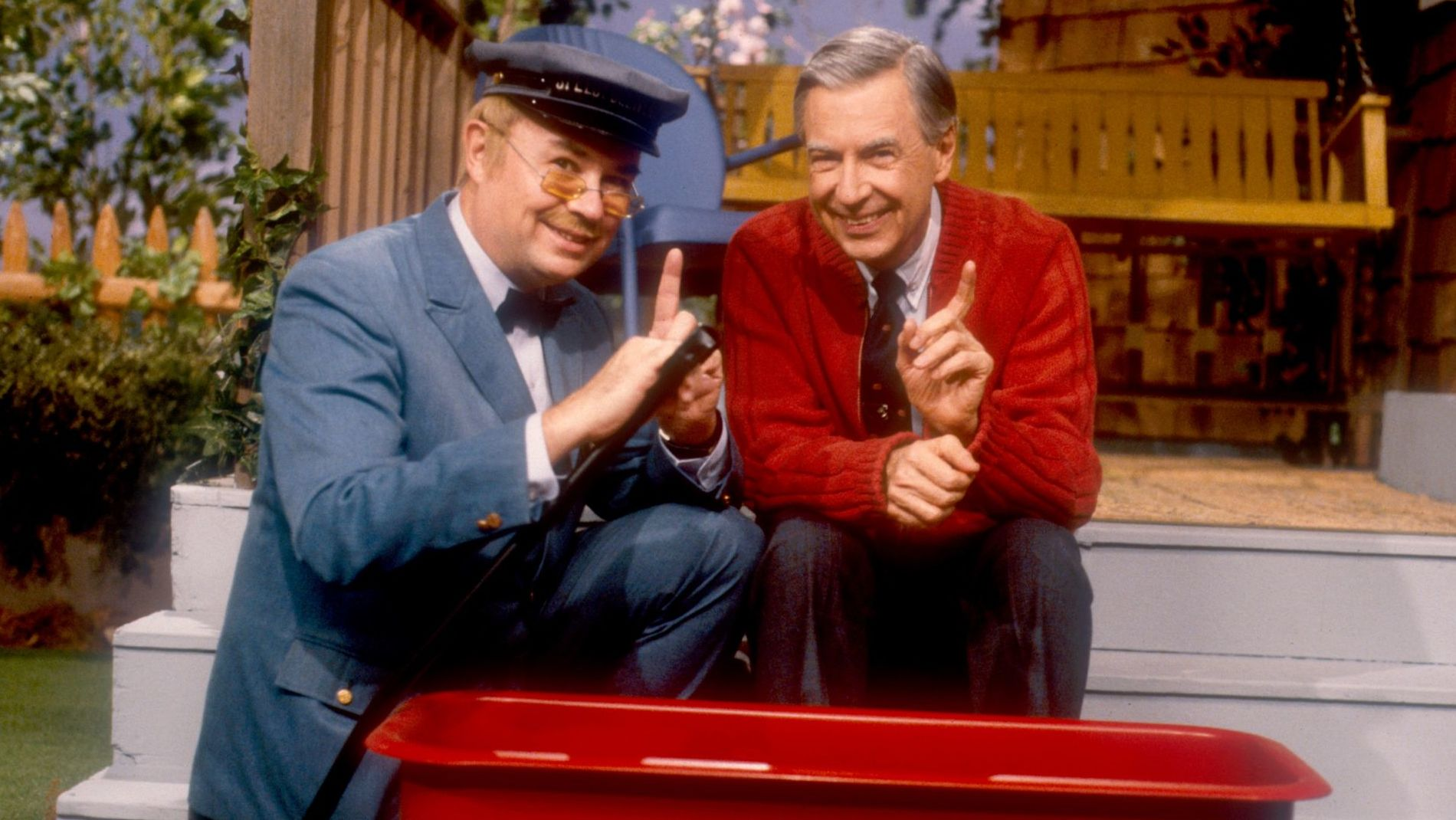 Mister Rogers Neighborhood The 10 Best Celebrity Sightings Thirteen New York Public Media