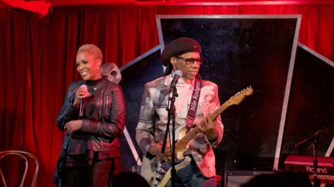 Life Lessons from Hit-Maker Nile Rodgers