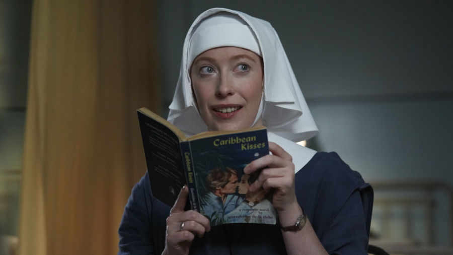 Sister Winifred (Victoria Yeates).