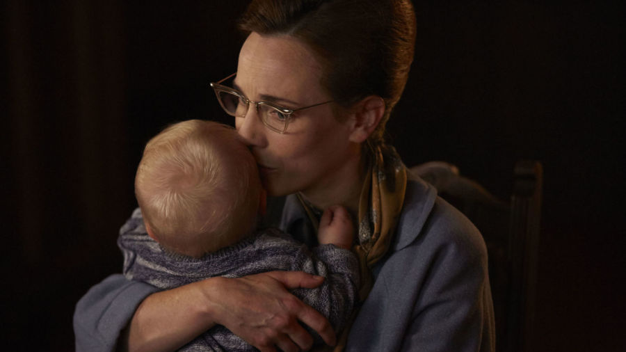 Call the Midwife Season 7, Episode 7. Shelagh Turner (LAURA MAIN)