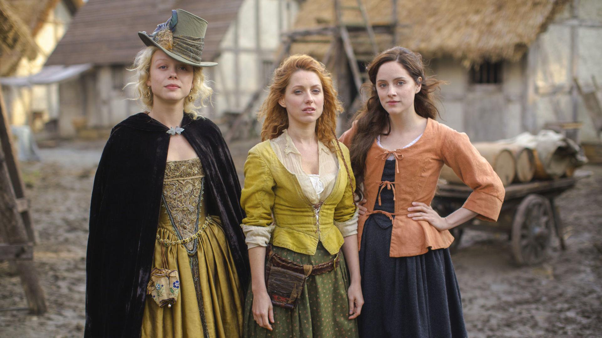 The women of jamestown