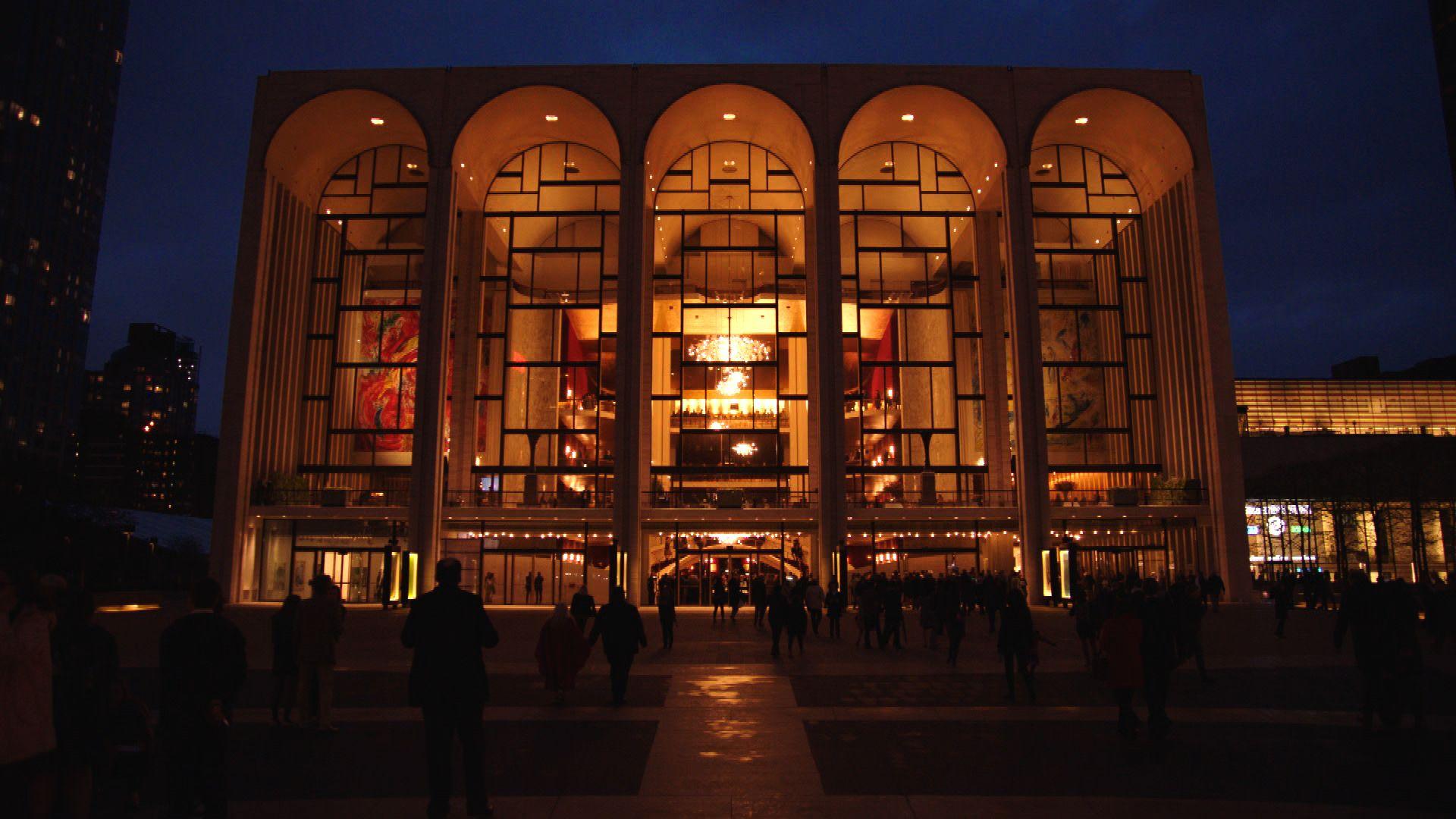 The Metropolitan Opera House (2017) Credit: Metropolitan Opera