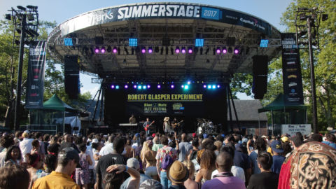 SummerStage in the Parks: Highlights