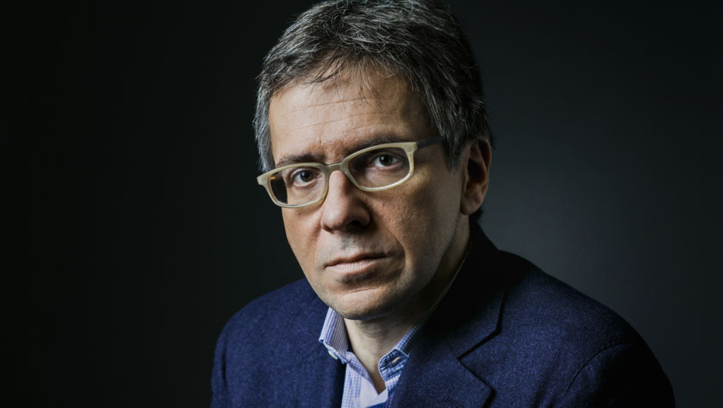 Ian Bremmer photo Richard Jopson