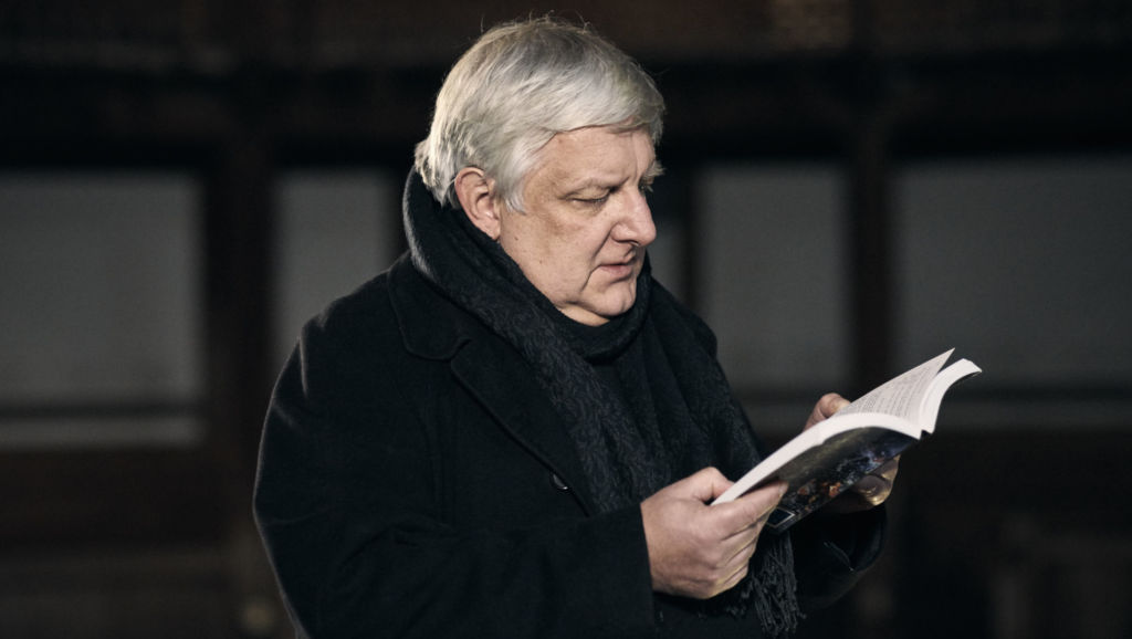 """""""The Winter's Tale"""" with Simon Russell Beale. Photo: Rory Mulvey"""