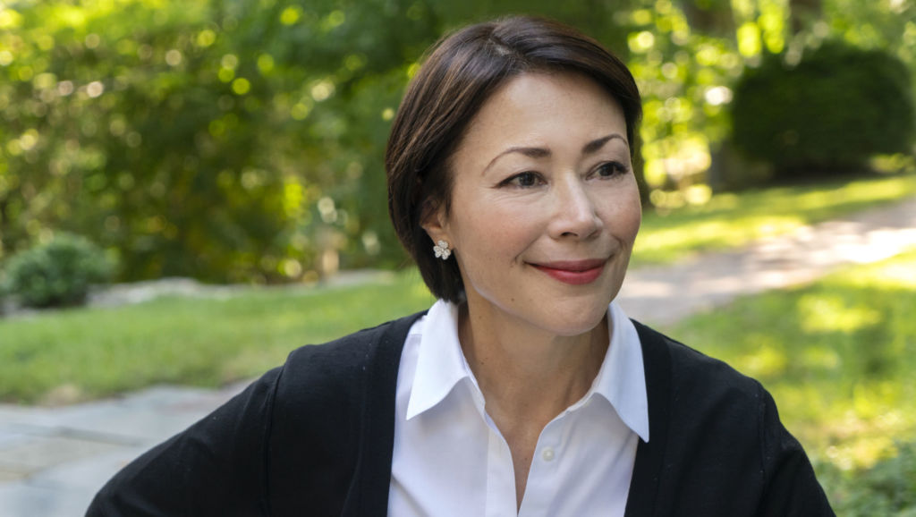Executive Producer and Reporter Ann Curry. Photo: Stephanie Berger.