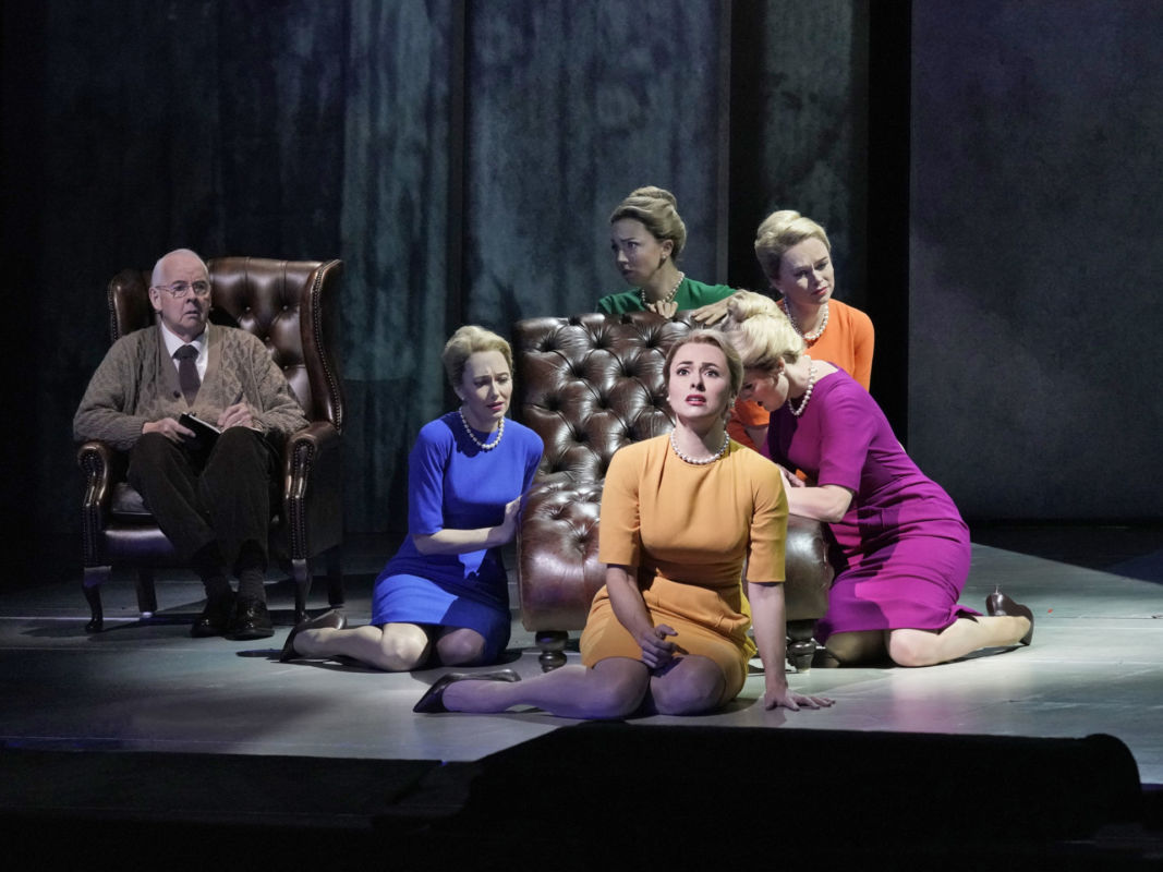"Great Performances at the Met: ""Marnie"" February 1 at 9 p.m. and February 3 at 12 p.m."