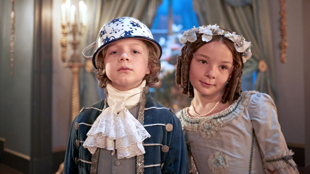 Bertie and Vicky say the darndest things on Victoria Season 3.