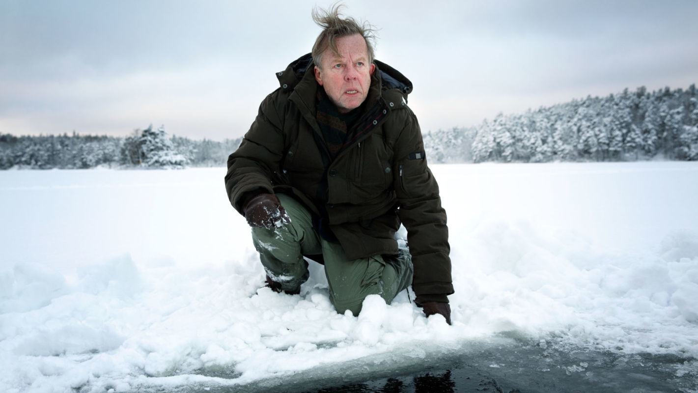 Krister Henriksson as Erik Lindgren in Modus, Episode 3.