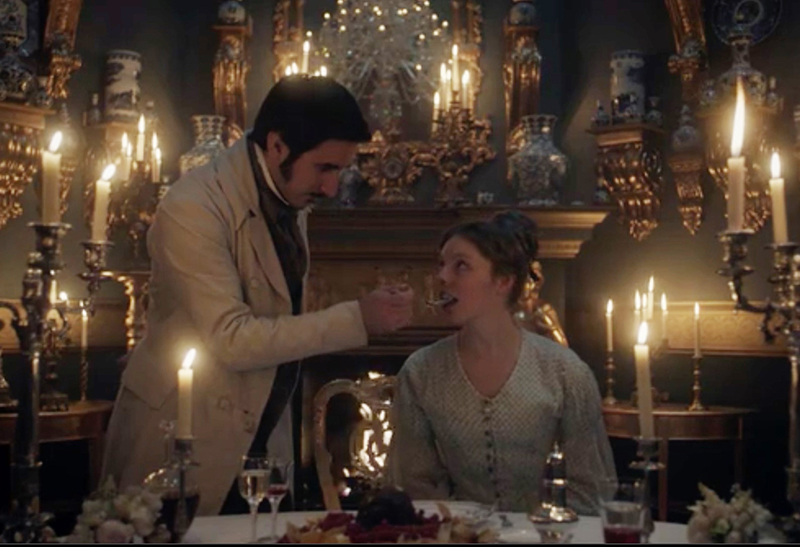In Victoria Season 1, Skerrett tests and names Francatelli's new dessert.