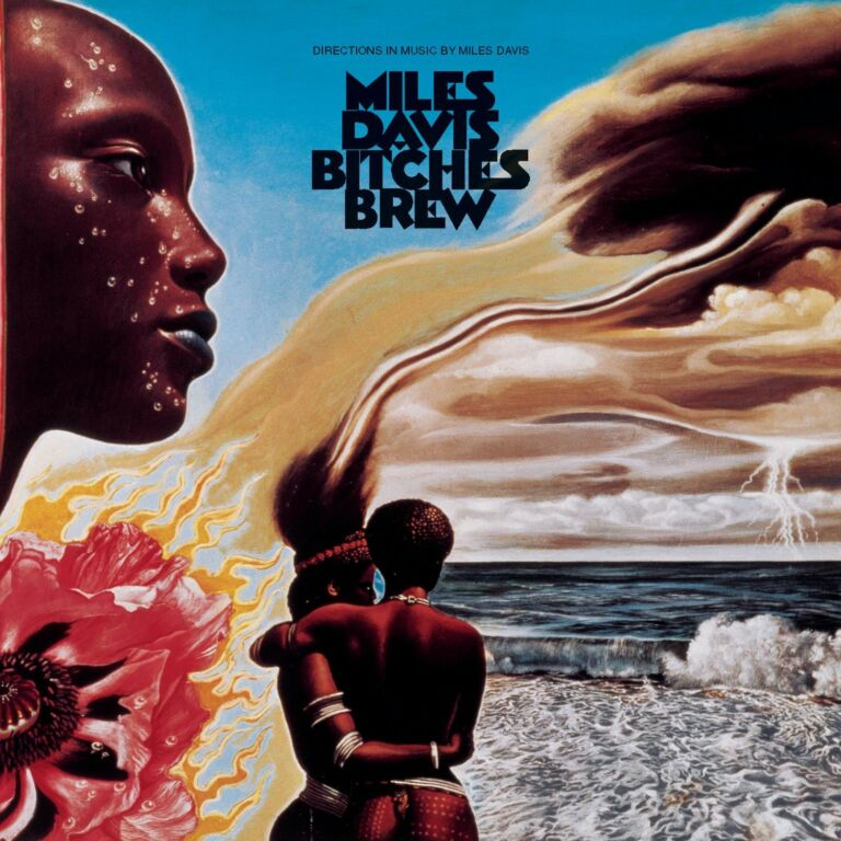 Miles Davis records <em>Bitches Brew</em> album