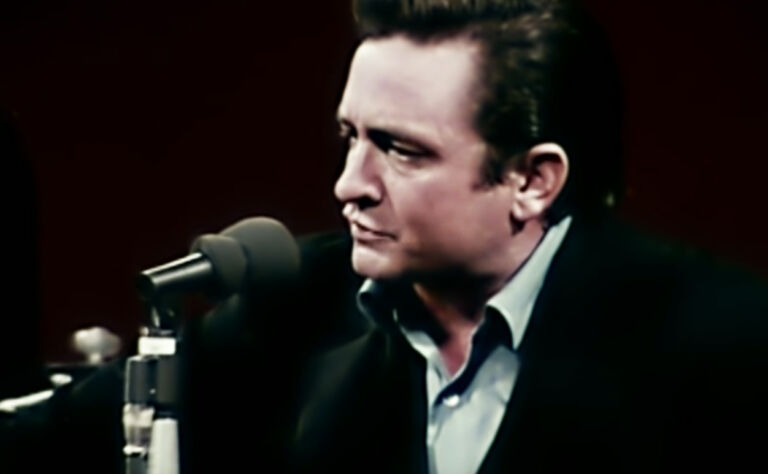 "Johnny Cash releases ""A Boy Names Sue"""