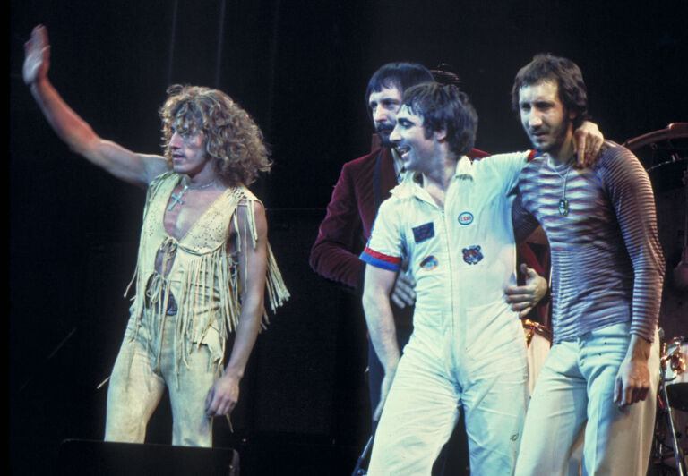 The Who releases <em>Tommy</em>