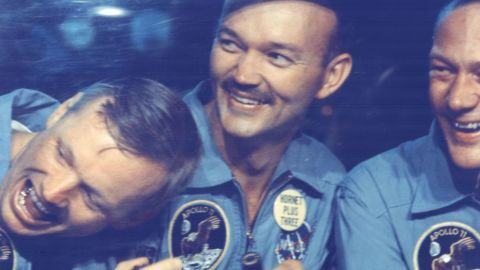 The Apollo 11 Moon Landing: 5 Fun Facts