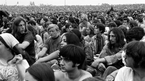 Woodstock: Peace, Love and Music
