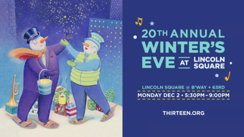 Winter's Eve: The Biggest Holiday Event in NYC
