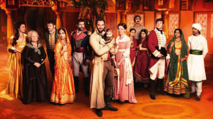 Beecham House. The British Drama Set in India