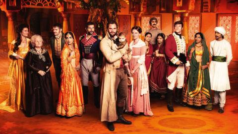 Beecham House. The British Drama Set in India