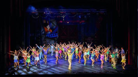 Broadway Musicals on THIRTEEN in June