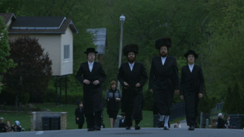 Kiryas Joel and Monroe: Turf War