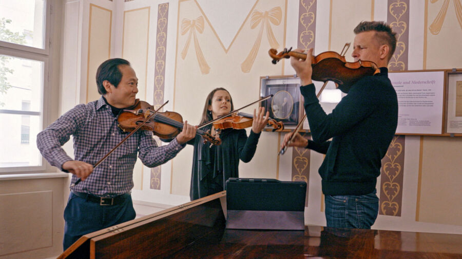 A Virtuoso's Classical Music Discoveries