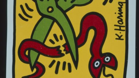 Artist Keith Haring: The Man Behind the Lines