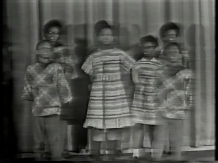 Leroi Jones Young Spirit House Movers and Players, from Inside Bed-Stuy, 1968